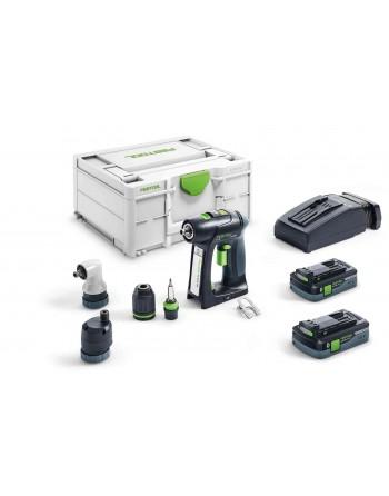Akumulatorowa wiertarko-wkrętarka C 18 HPC 4,0 I-Set