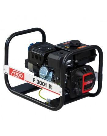 Agregat prądotwórczy F 3001 R