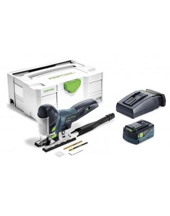 Wyrzynarka akumulatorowa CARVEX PSC 420 Li 5,2 EBI-Plus