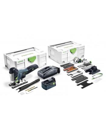 Wyrzynarka akumulatorowa CARVEX PSC 420 Li 5,2 EBI-Set