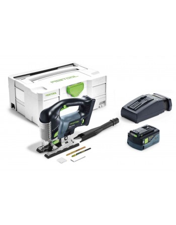Wyrzynarka akumulatorowa CARVEX PSBC 420 Li 5.2 EBI-Plus