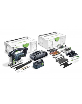 Wyrzynarka akumulatorowa CARVEX PSBC 420 Li 5.2 EBI-Set