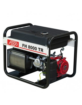 Agregat prądotwórczy FH 8000 TR