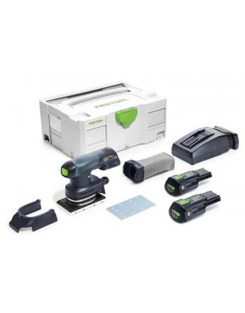 Akumulatorowa szlifierka oscylacyjna RTSC 400 Li 3,1 I-Plus