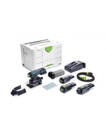 Akumulatorowa szlifierka oscylacyjna RTSC 400 Li 3.1 I-Set