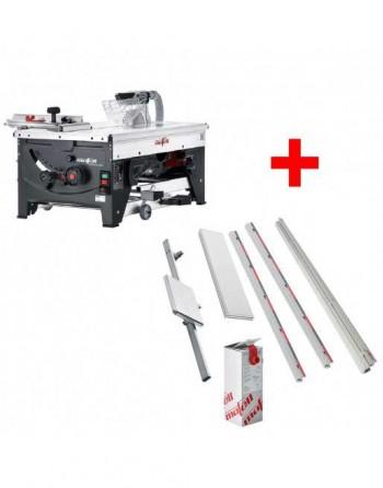 Pilarka stołowa ERIKA 85 Ec + dodatkowe wyposażenie
