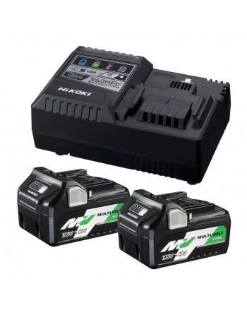 Ładowarka sieciowa + akumulatory  UC18YSL3 WEZ