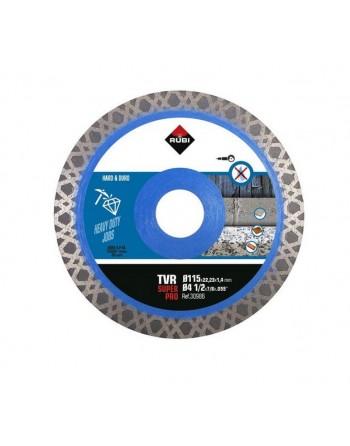 Tarcza diamentowa TURBO VIPER-TVR 115 do cięcia twardych materiałów