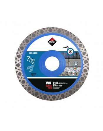 Tarcza diamentowa TURBO VIPER-TVR 125 do cięcia twardych materiałów