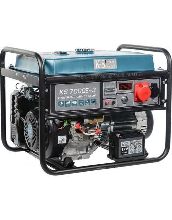 Agregat prądotwórczy KS 7000E-3