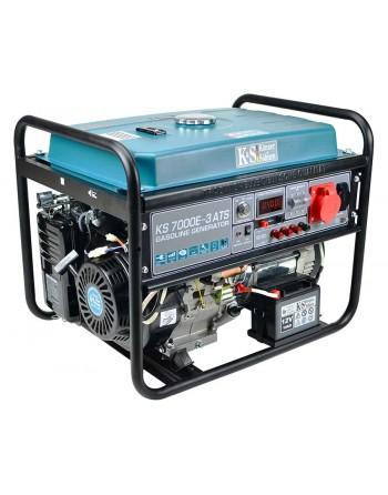 Agregat prądotwórczy KS 7000E-3 ATS