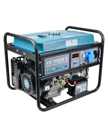 Agregat prądotwórczy KS 7000E G
