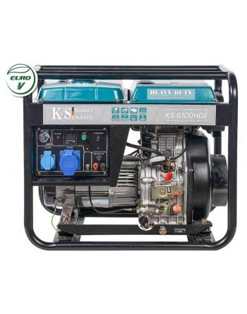 Agregat prądotwórczy KS 6100HDE EURO V