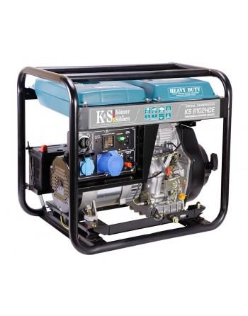 Agregat prądotwórczy KS 6102HDE EURO II