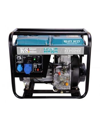 Agregat prądotwórczy KS 8102HDE EURO II