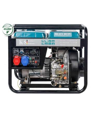 Agregat prądotwórczy KS 8100HDE-1/3 ATSR EURO V