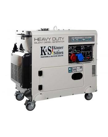 Agregat prądotwórczy KS 9202HDES-1/3 ATSR EURO II