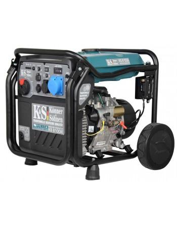 Generator inwertorowy KS 8100iE