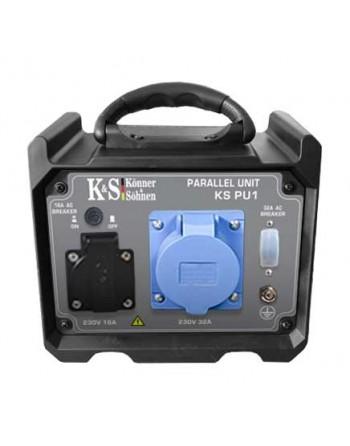 Skrzynka do równoległego połączenia generatorów KS PU1