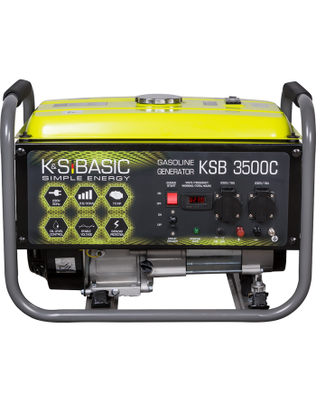 Agregat prądotwórczy KSB 3500C