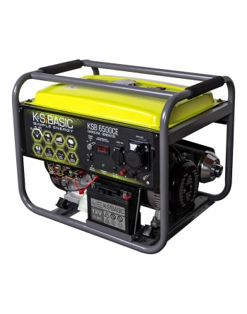 Agregat prądotwórczy KSB 6500 CE