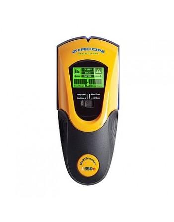 Wykrywacz Zircon L 550C MultiScanner (profile drewniane/metalowe, metale żelazne/nieżelazne, przewody elektryczne pod napięciem)