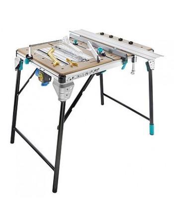 Stół maszynowo-roboczy Wolfcraft Master Cut 2500 PRO 2 płyty