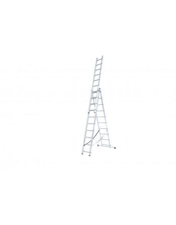 Drabina Wielofunkcyjna CORDA alu 3x10 stopni