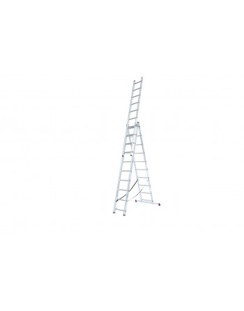 Drabina Wielofunkcyjna CORDA alu 3x11 stopni
