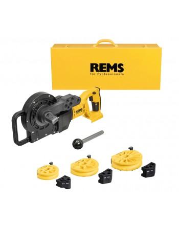 Rems Akku-Curvo 22 V SET/P 15-18-22 (Bez akumulatora i urządzenia szybkoładującego)