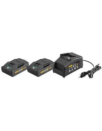 REMS Power-Pack 22 V, 1,5 Ah/230 V, 90 W