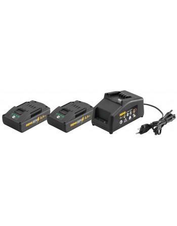 REMS Power-Pack 22 V, 2,5...