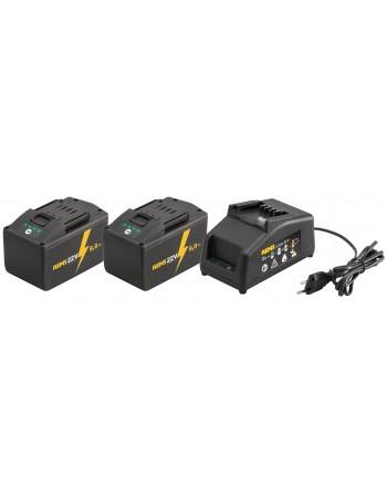REMS Power-Pack 22 V, 9,0 Ah/230 V, 90 W