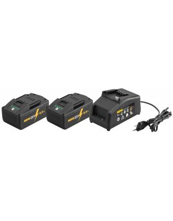 REMS Power-Pack 22 V, 5,0 Ah/230 V, 90 W