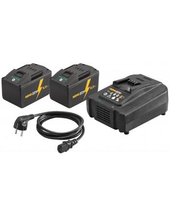 REMS Power-Pack 22 V, 9,0...