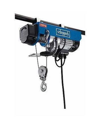 Wciągarka linowa elektryczna Scheppach HRS800