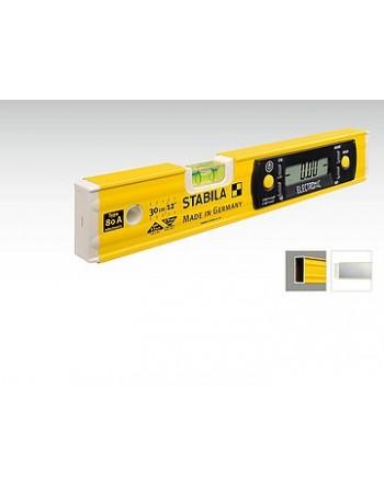 Elektroniczna poziomica Stabila Tech 80 A, IP 54, 30 cm