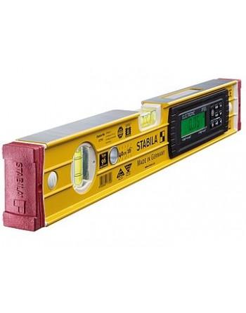 Elektroniczna poziomica Stabila Tech 196 IP 65, 40 cm, bez uchwytów