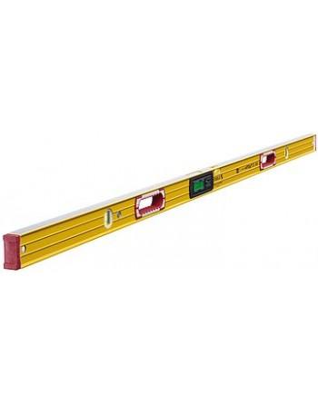 Elektroniczna poziomica Stabila Tech 196 M IP 65 magnetyczna 183 cm
