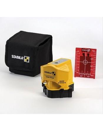 Laser liniowy Stabila FLS 90, podłogowy zestaw 3-częściowy