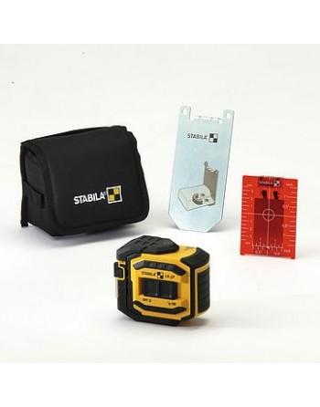 Laser punktowy Stabila LA-5P zestaw 4-częściowy