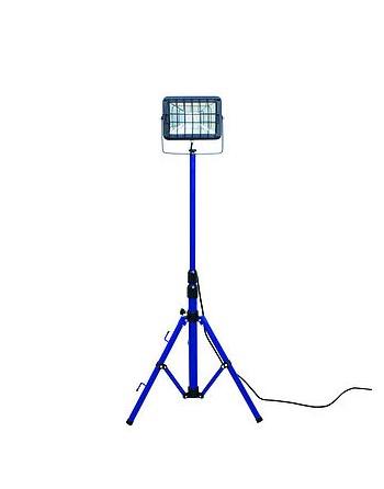 Statyw + 1 halogen LED 30W ok 2300 lm
