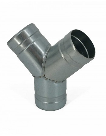 Trójnik Y rozmiary 50-150 mm