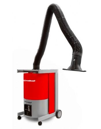 SRF Maxi C - Samoczyszczące urządzenie filtrujące ramionami odciągowymi do dużych ilości dymu i pyłu.