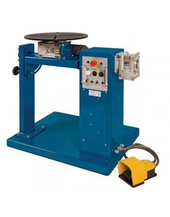 SPS POWER 360 I M – Obrotowy stół spawalniczy z manualnym wychyleniem