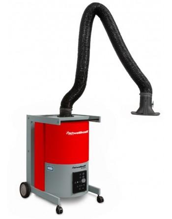 SRF Maxi - Kompaktowe i wytrzymałe urządzenia filtrujące z ramionami odciągowymi do niewielkich oraz średnich ilości dymu i pyłu