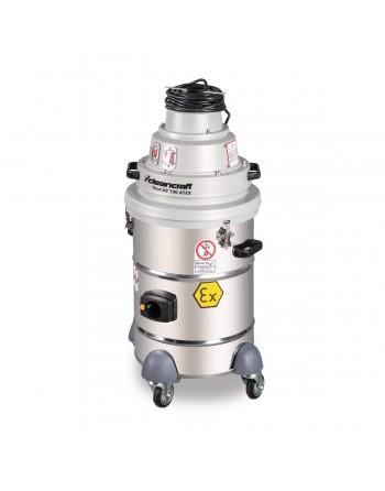 flexCAT 130 ATEX – Specjalny odkurzacz do pracy w obszarach zagrożonych wybuchem pyłu.