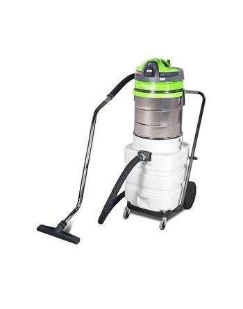 flexCAT 390 EOT - Odkurzacz specjalny z sitem oleju do odsysania płynów chłodząco-smarujących.