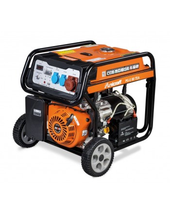 PG-E 80 TEA Synchroniczny generator prądu dla wymagających użytkowników prywatnych i profesjonalistów.
