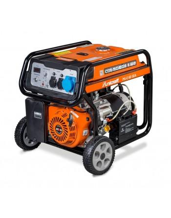 PG-E 60 SEA Synchroniczny generator prądu dla wymagających użytkowników prywatnych i profesjonalistów.